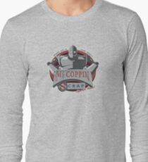 McCopin Scrap | The Iron Giant Long Sleeve T-Shirt