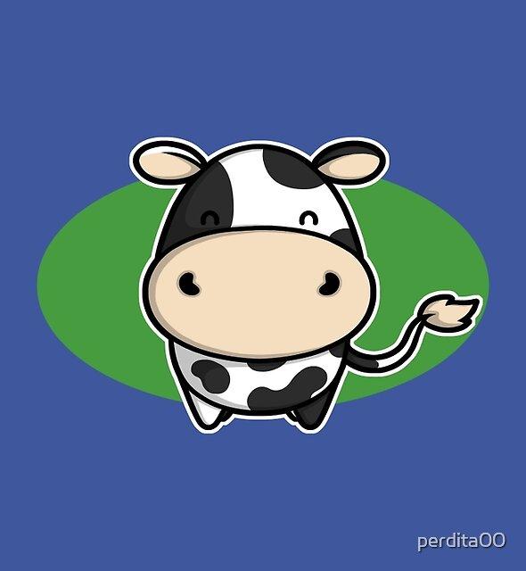 Cute Cow by perdita00