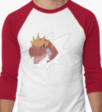 Tyrantrum (Normal) Men's Baseball ¾ T-Shirt