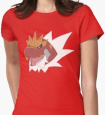 Tyrantrum (Normal) Women's Fitted T-Shirt