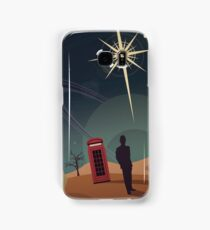 Inspector Spacetime: Day of the Blorgons Samsung Galaxy Case/Skin