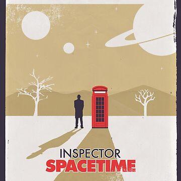 Inspector Spacetime by ameba2k