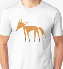 Foxy Pattern Unisex T-Shirt