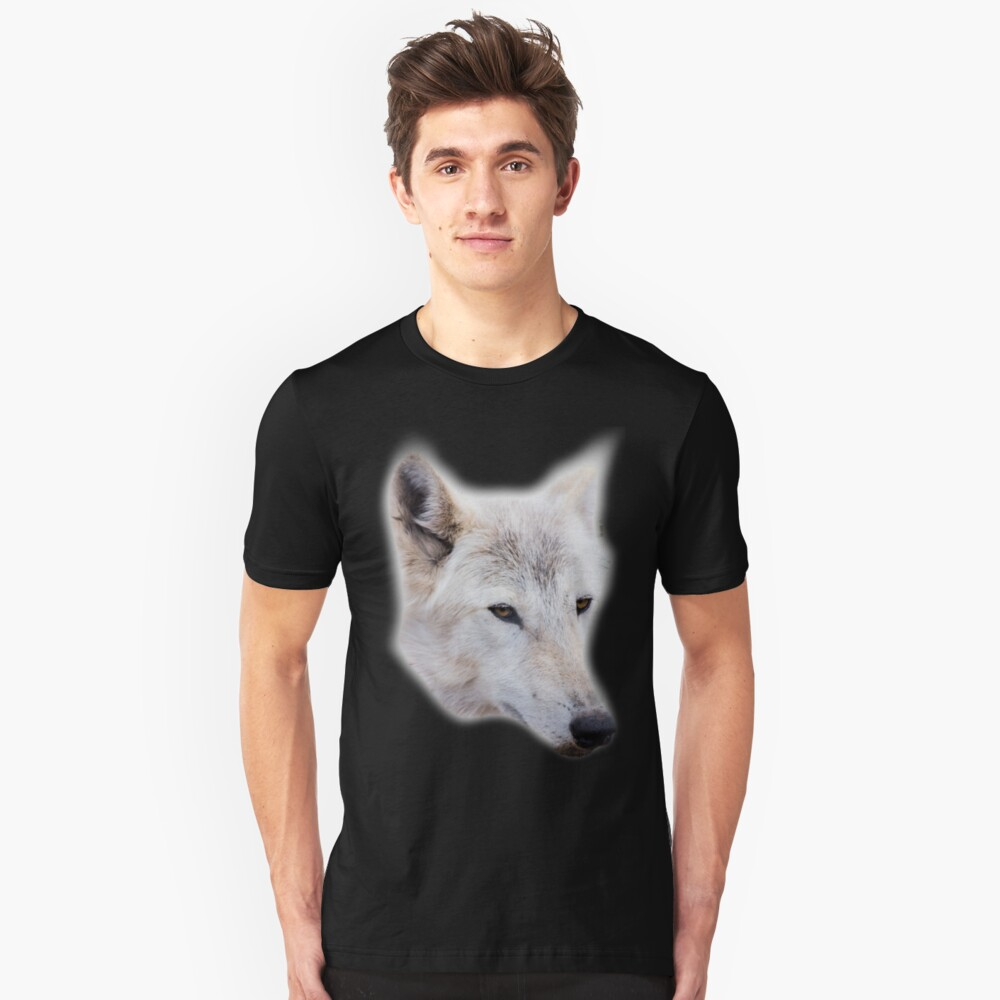 Wolf Wednesday #1 Unisex T-Shirt Front