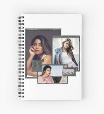 Cuaderno de espiral ALLY BROOKE PHOTOSHOP