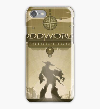 Oddworld: Stranger's Wrath iPhone Case/Skin