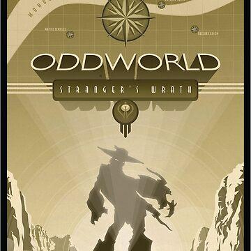 Oddworld: Stranger's Wrath by ameba2k