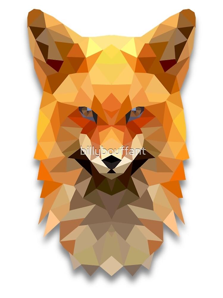 Fox by billybouffant