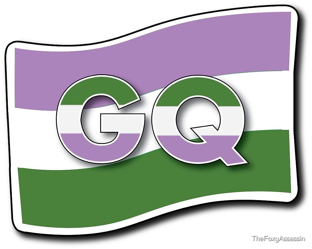 Genderqueer Pride by TheFoxyAssassin