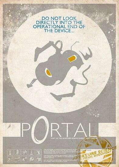 Portal by Jonny Eveson