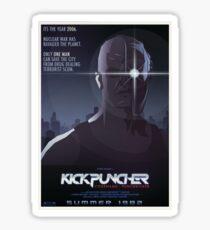KickPuncher Sticker