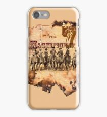 The Magnificent Gang (1) iPhone Case/Skin