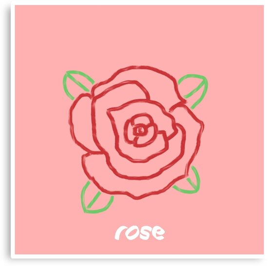 Minimal Rose by SolaireMusic