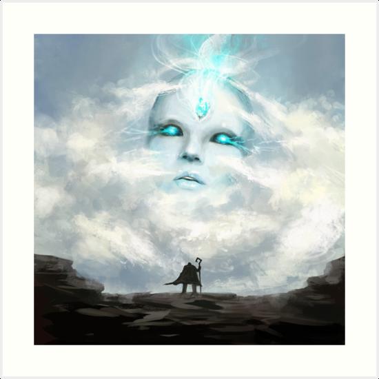 Esoterra, the Seer by EmoryArt