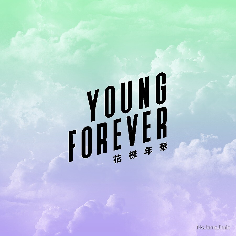 Young Forever V2 by NoJamsJimin