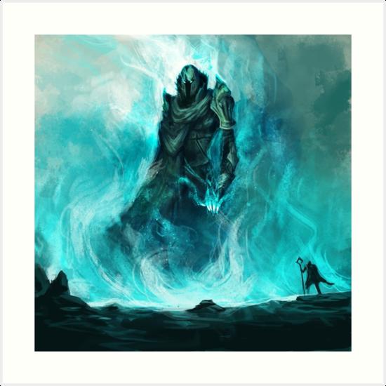 Soulfire Titan by EmoryArt