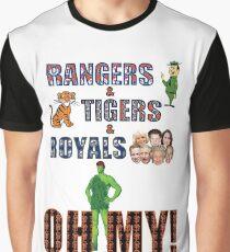 S.F. GIANTS - 3 World Series Graphic T-Shirt