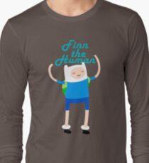 Finn, the Human T-Shirt