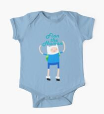 Finn, the Human One Piece - Short Sleeve