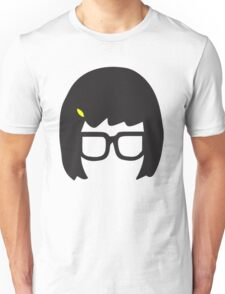 Top Seller - Tina Belcher: Silhouette Style  Unisex T-Shirt