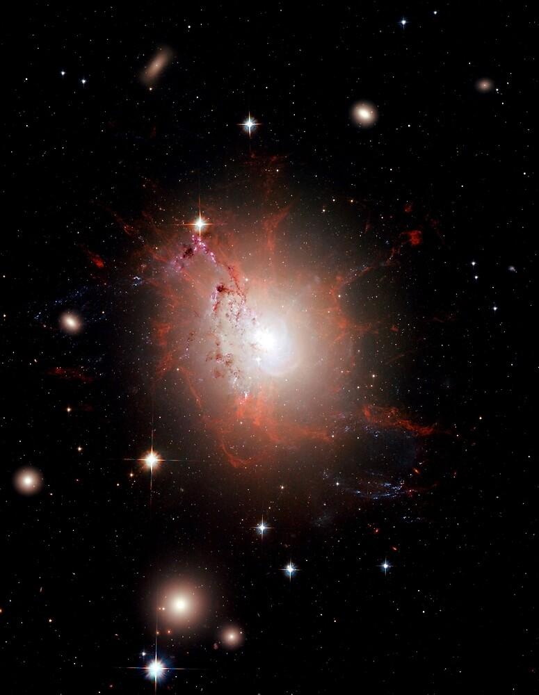 Perseus Galaxy by CosmicStyles