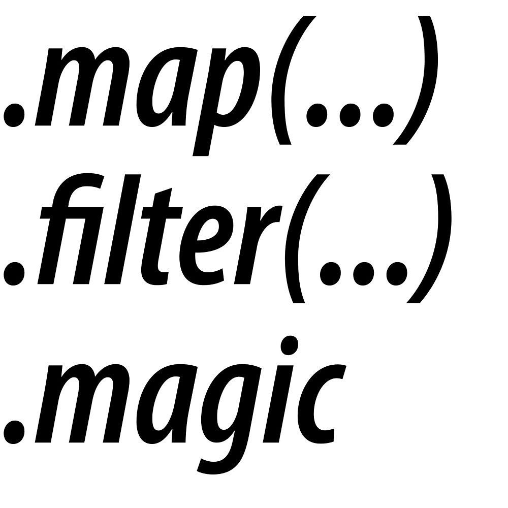 Functional Magic by dipuce
