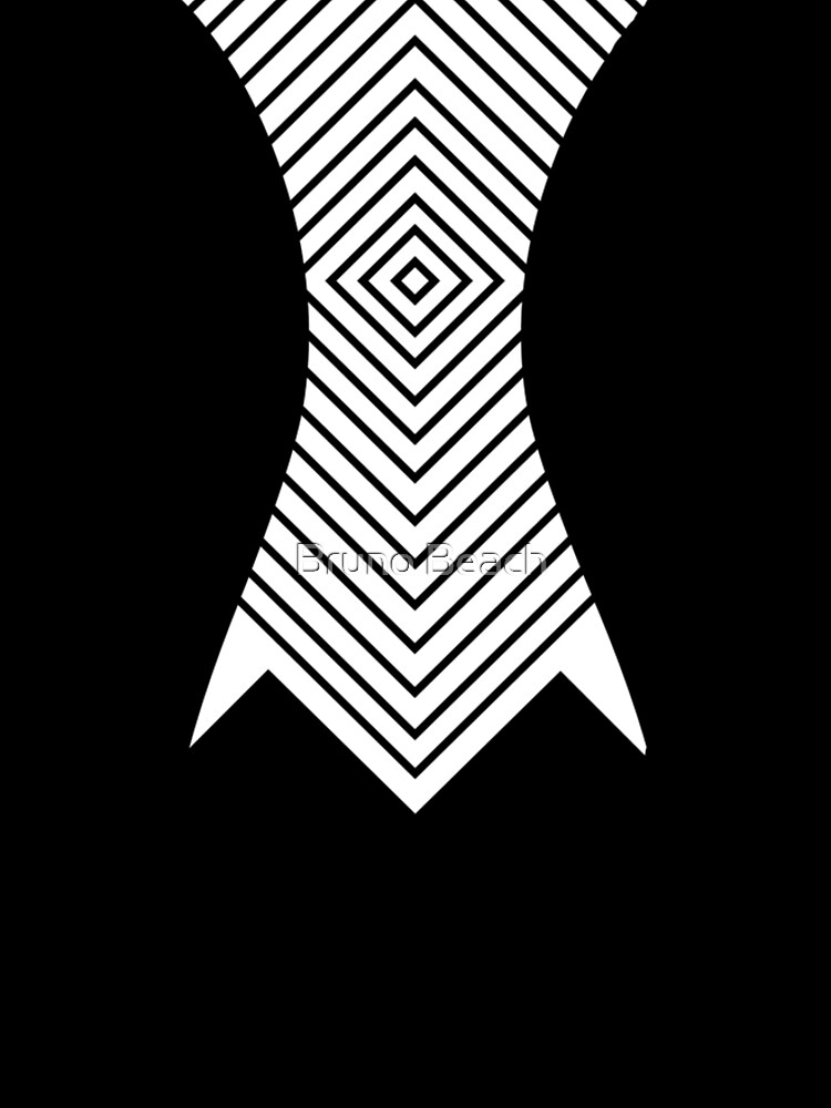 Graphic dress by BrunoBeach