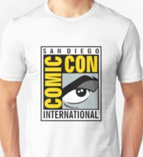 Comic Con Slim Fit T-Shirt