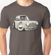 Morris Mini Mark 1 caricature Unisex T-Shirt