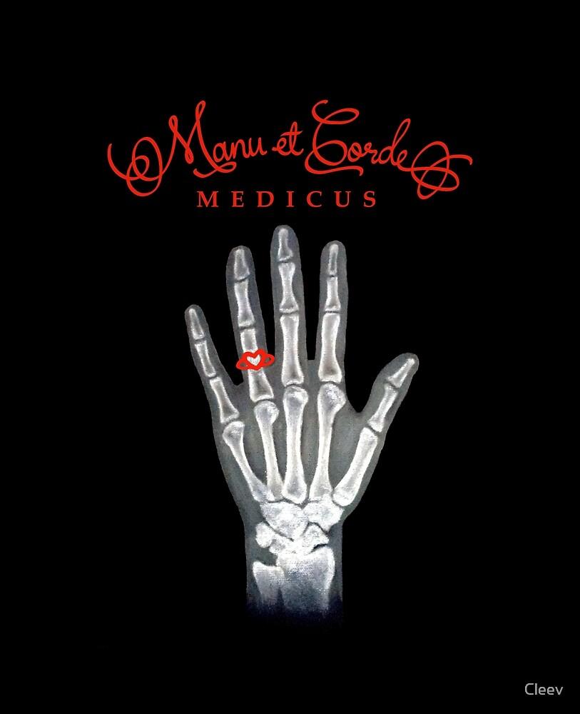Manu et Corde Medicus by Cleev