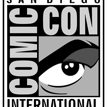 Comic Con Greyscale by ampmade