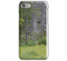 Hungry moose iPhone Case/Skin