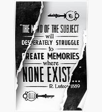 Infinite Starter Poster Poster