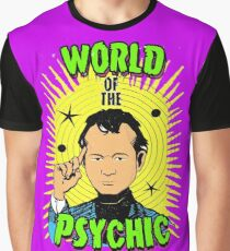 Ghostbusters World of the Psychic Graphic T-Shirt
