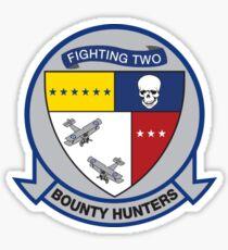 VFA-2 Bounty Hunters Sticker