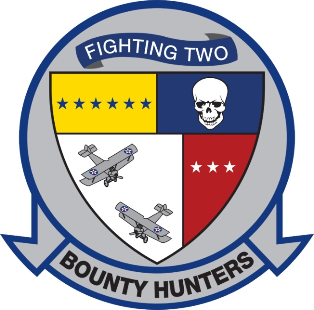 VFA-2 Bounty Hunters by turbobeaner