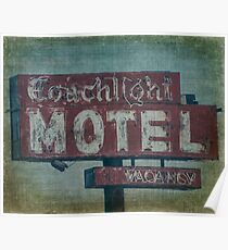 Coachlight Motel Poster