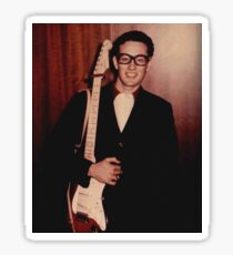 Buddy Holly  Sticker