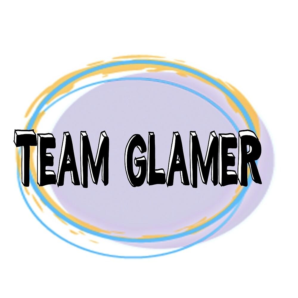 Team Glamer by sharnashark