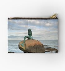 Mermaid of the North Studio Pouch