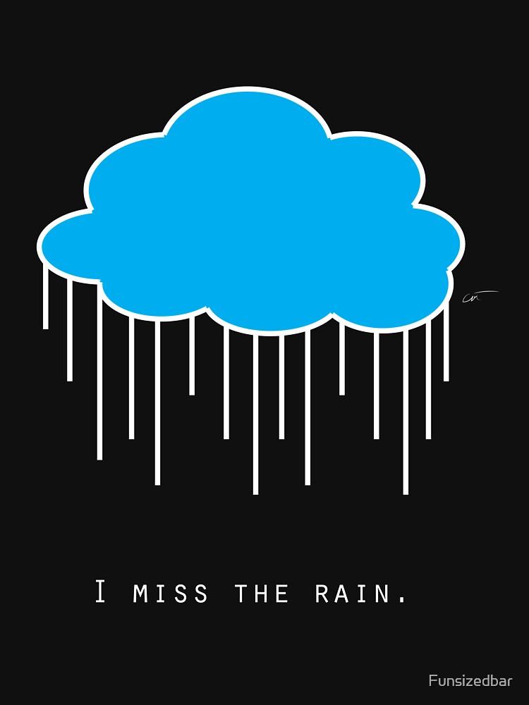 I Miss The Rain by Funsizedbar