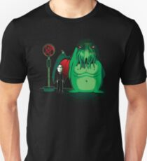 Cthulhu Waits Slim Fit T-Shirt