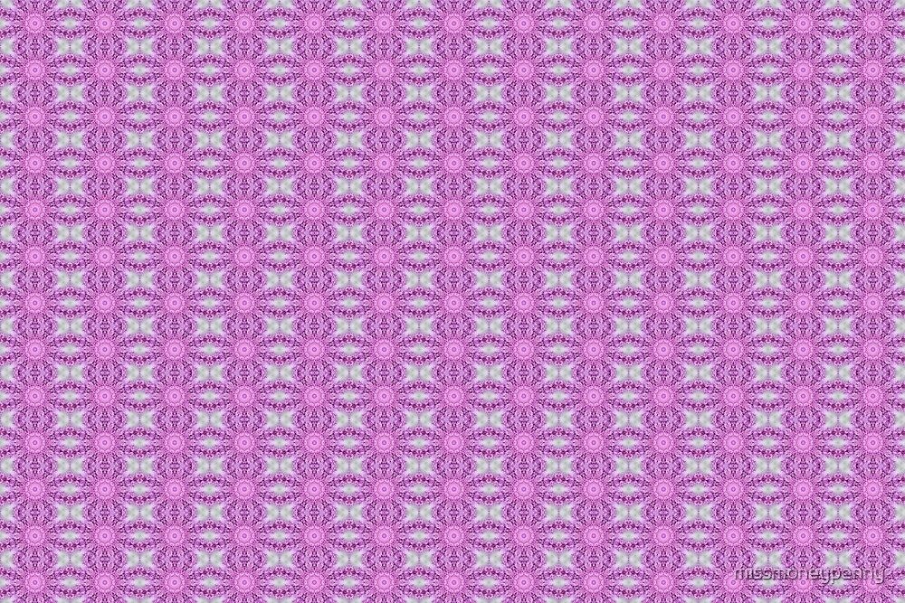 Pink and grey pattern by missmoneypenny