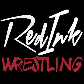 Red Ink Wrestling Logo by RedInkWrestling