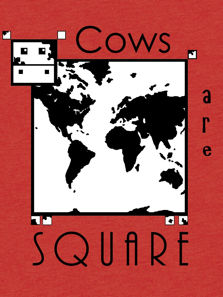 Cows Are Square by lecase19