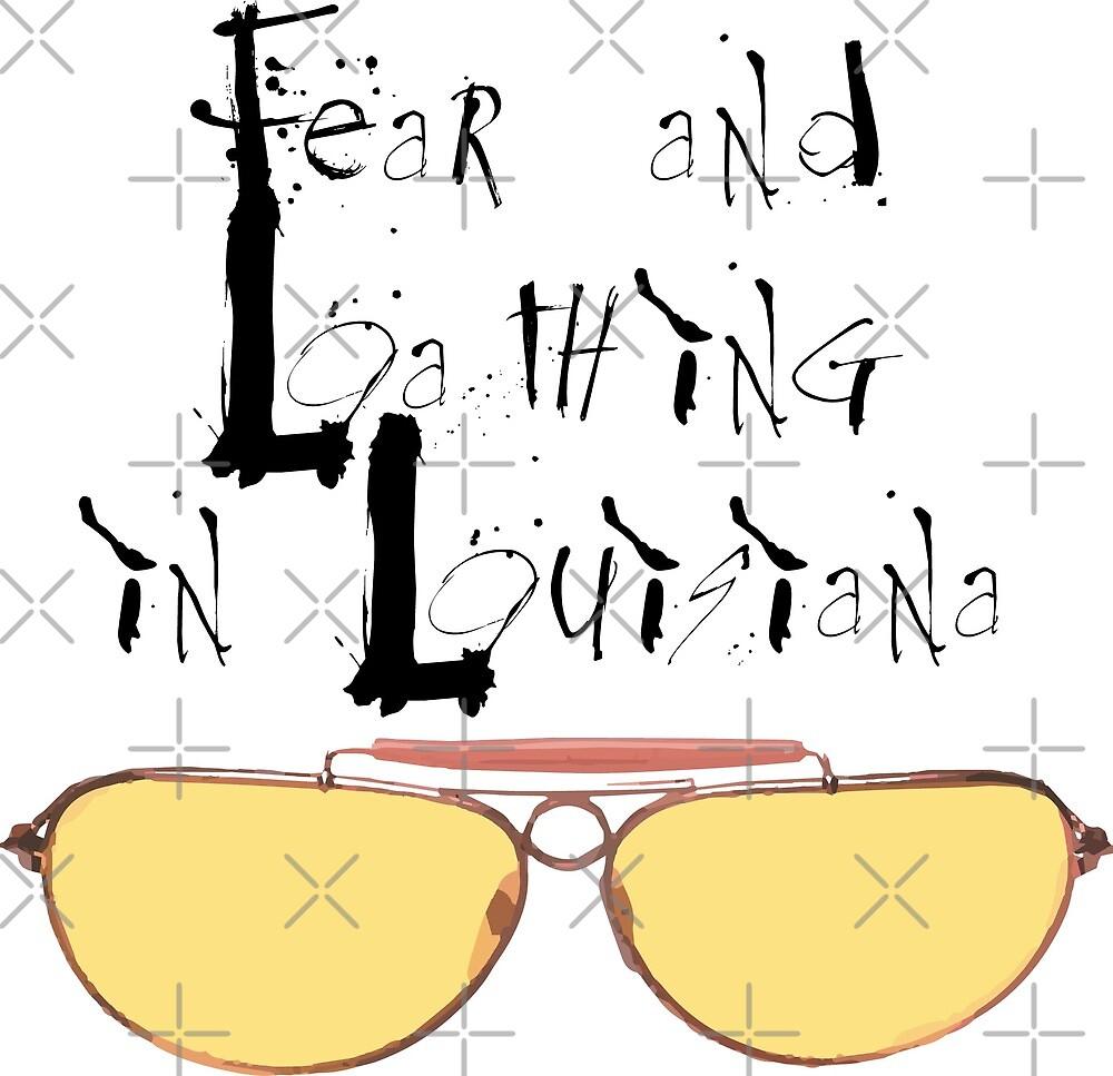 Fear and Loathing in Louisiana by bdil