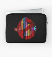 Ghostbusters (Painted Pallets) Laptop Sleeve
