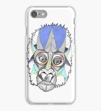 Gordon the Gorilla II iPhone Case/Skin