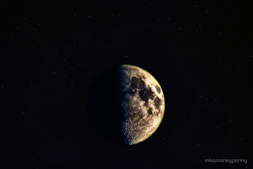 A clear September night by missmoneypenny