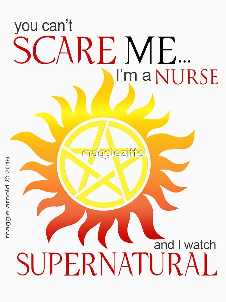 Supernatural Nurse by maggieziffel